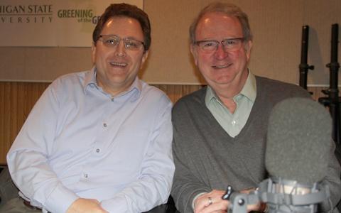 Arnold Weinfeld and Charles Ballard