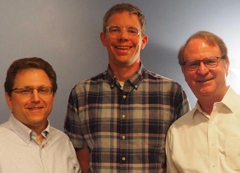 Arnold Weinfeld, Corwin Smidt, Charles Ballard