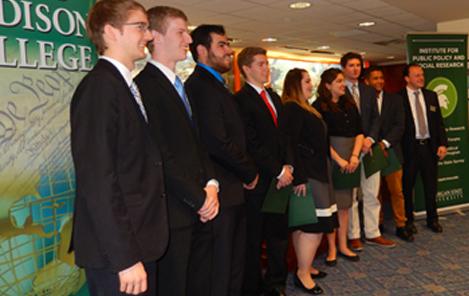 Michigan legislative interns